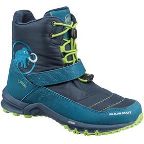 Mammut First High GTX - Calzado Niños - azul